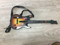 FREE. Wii guitar hero, guitar only