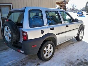 2003 Land Rover Freelander S SUV, Crossover