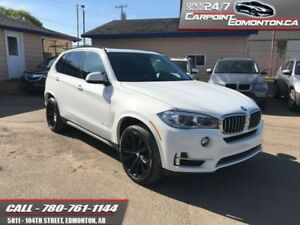 2015 BMW X5 XDRIVE 35i PREMIUM...PACKAGE...ONE OWNER....NO ACCID