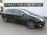2014 Toyota Avensis 1.8 V-Matic Icon Business Multidrive S 5dr