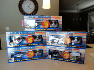 "Nano Hercules 10"" R/C Copters - 4 Available - Just $15.00 each Kitchener / Waterloo Kitchener Area image 1"