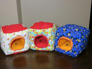 Cute Snuggle Sacks and Houses for Small Pets! Cambridge Kitchener Area image 5