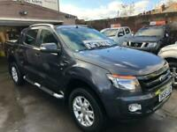 dfefcd7ccb 2015 Ford Ranger 3.2 TDCi Wildtrak Double Cab Pickup 4x4 4dr (EU5)