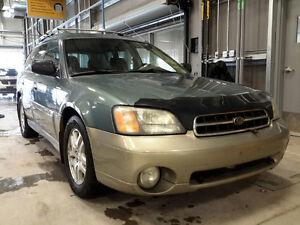 2001 Subaru Outback AWD Wagon