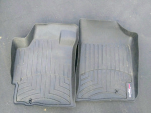 Used weather tech mats for 2008-2012 Nissan Altima
