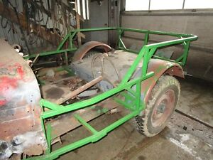 1942 willys jeep project Kitchener / Waterloo Kitchener Area image 3