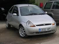 Ford Ka 1.3 2002MY Collection. MOT AUGUST 2017. Electric windows etc