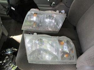 2006 crown vic headlights