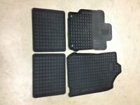 2007 - 2016 Toyota Camry OEM all weather rubber mats