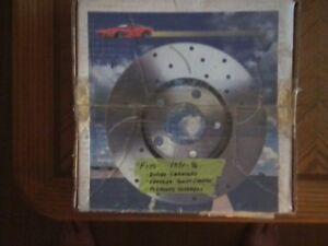 Dodge Brake Rotor Sarnia Sarnia Area image 1