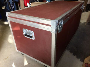Road Case/Equipment Trunk