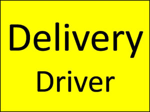 Looking for Car Delivery / light delivery position