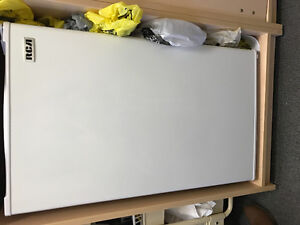 RCA White Mini Fridge