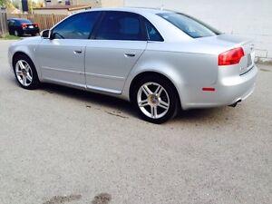 08 S-Line Audi A4