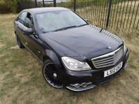 Mercedes C220 2.1CDI Blue F 2012 FACELIFT CDI Elegance Sat Nav New Clutch & Dual