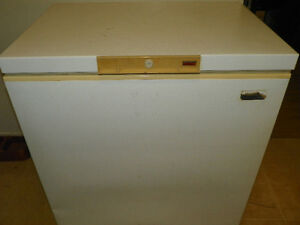 SEARS KENMORE 12CUFT SMALL CHEST FREEZER
