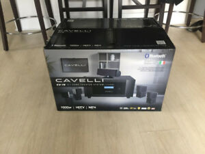 Bluetooth home theatre stereo systems, Brand New