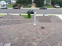 A professional roofing crew looking for more jobs