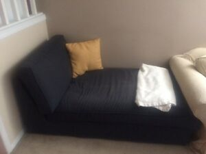 Selling Kivik Chaise from Ikea at 120$ + Other furniture items