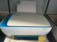 NEW all-in-one WIFI printer. w/ ink