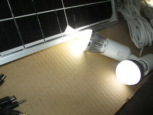 12 VOLT SOLAR KIT COMPLETE FOR CABIN/CAPING/HUNTING PORTABLE Prince George British Columbia image 5