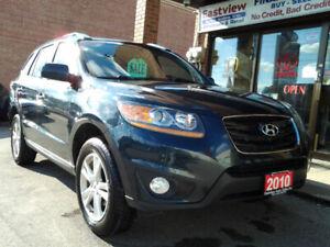 2010 Hyundai Santa Fe NO ACCIDENT,SPORT,AUTO,AIR,SUNROOF,BLUETOO