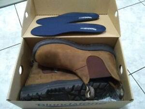 Blundstone Safety Shoes Size 9.5