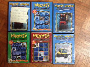 Mighty Machines DVD Lot