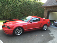 2007 Ford Mustang GT' Super Charged Shelby GT500 super snake '
