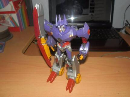 Custom Transformers Animated Galvatron Wattle Grove Liverpool Area Preview