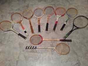 Raquettes de Tennis +