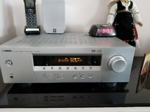 Yamaha HTR-5920 6.1 Channel AV Receiver With Speakers - Reduced