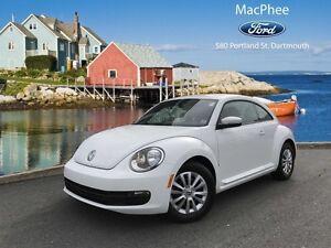 2016 Volkswagen Beetle 1.8 TSI Comfortline