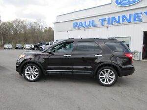 2013 Ford Explorer Limited 4WD Peterborough Peterborough Area image 3