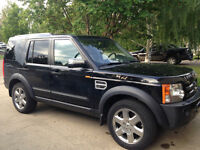 2006 Land Rover LR3 HSE SUV, Crossover