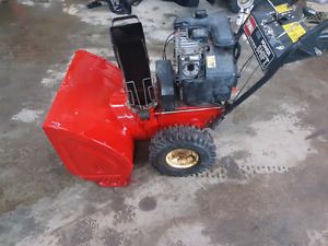 Toro snowblower 1028