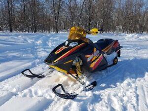 2004 Ski Doo MXZ  X 800