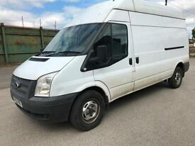 Ford Transit 350 LWB MOT 03/2018 DRIVES WELL READY FOR WORK