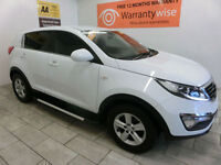 2014 Kia Sportage 1.6 GDi 133 SPORT, SIDE BARS, TINTS, *BUY FOR ONLY £55 A WEEK*