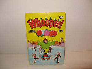 Whoopee Annual - Hardcover - 1978