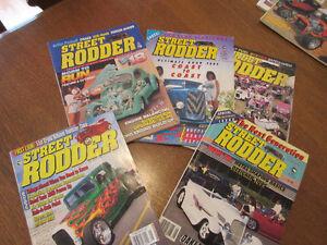 Street rod magazines