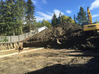 Demolition services with full site redevelopment