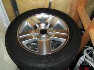 GM Truck Tires & Rims