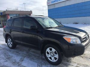 2007 Toyota RAV4 SUV AWD New Safety Lowest Price in Town!!!