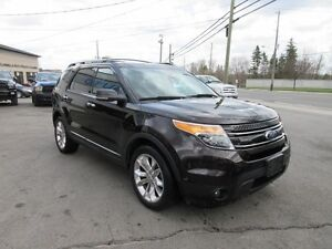 2013 Ford Explorer Limited 4WD Peterborough Peterborough Area image 7