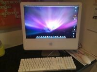 "Apple iMac G5 17"" 2.1GHz PowerPC"
