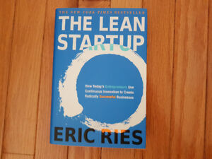 The Lean Startup - $15 *BOUGHT FOR $36*
