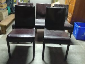5 Dining Chairs For Sale