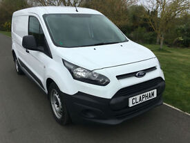 2015 15 FORD TRANSIT CONNECT 1.6TDCI 95BHP 240 1 COMPANY OWNER ONLY 18,000 MILES