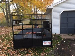 4 1/2 by 8 1/2 trailer $800